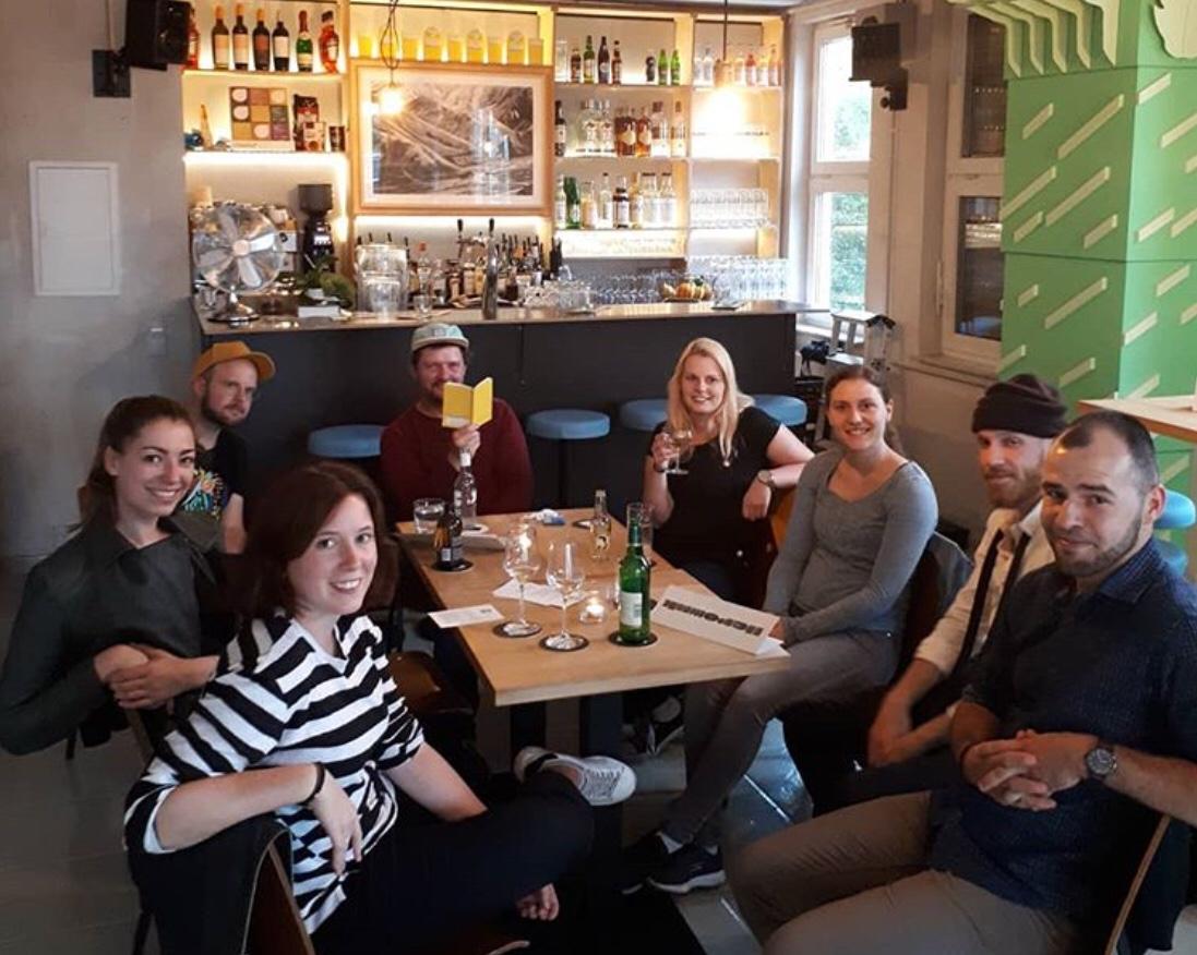 Buchmenschen Leipzigs, vereinigt euch! #jungeverlagsmenschen