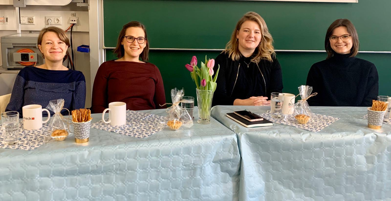 Alumni-Frühstück 2020