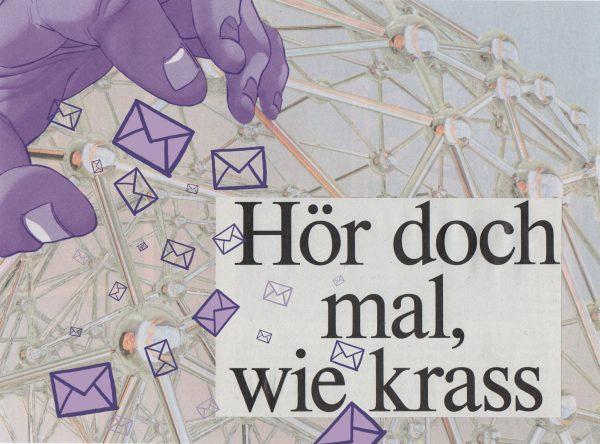 N E W S  L E T T E R (engl.) – Rundbrief, Informations-/ Mitteilungsblatt