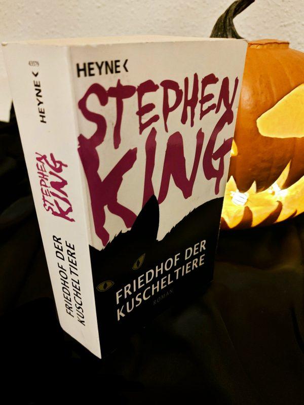 """""""Friedhof der Kuscheltiere"""" von Stephen King"""