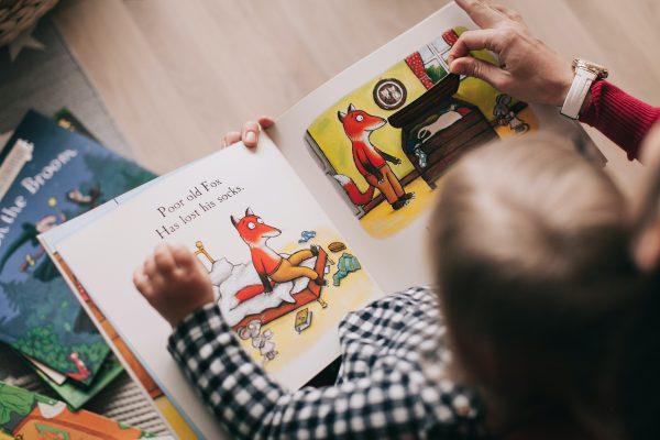 Kinderbücher als Brücke in die Vergangenheit